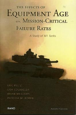 The Effects of Equipment Age on Mission Critical Failure Rates: A Study of M1 Tanks - Peltz, and Peltz, Eric, and Colabella, Lisa Pelled