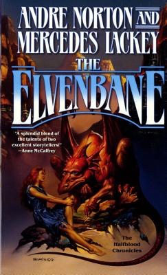 The Elvenbane - Norton, Andre, and Lackey, Mercedes