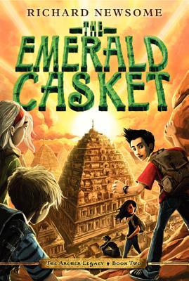 The Emerald Casket - Newsome, Richard