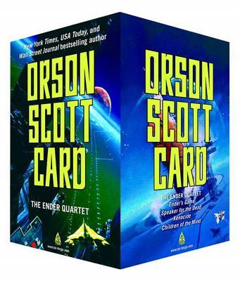 The Ender Quartet: Ender's Game/ Speaker for the Dead/ Xenocide/ Children of the Mind - Orson Scott Card