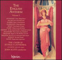 The English Anthem, Vol. 3 - Alan Green (tenor); Andrew Lucas (organ); Thomas Colwell (treble); St. Paul's Cathedral Choir, London (choir, chorus);...