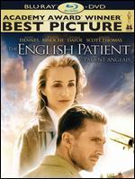 The English Patient [Blu-ray/DVD]