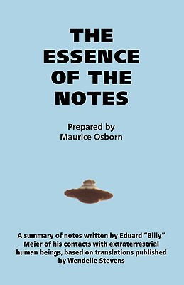 The Essence of the Notes - Osborn, Maurice Earl