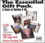 The Essential Gift Pack [includes book: The A to Z of Classical Music]