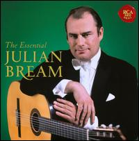 The Essential Julian Bream [2013] - George Malcolm (harpsichord); John Williams (guitar); Julian Bream (guitar); Julian Bream (lute); Julian Bream Consort;...