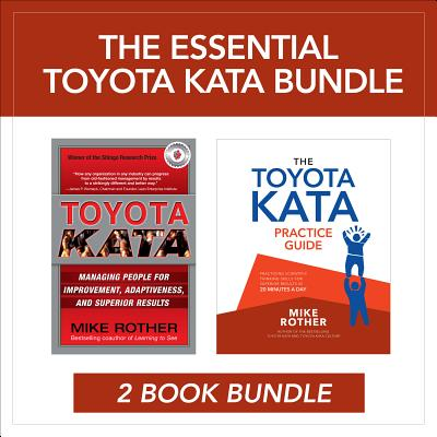 The Essential Toyota Kata Bundle - Rother, Mike