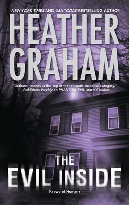 The Evil Inside - Graham, Heather