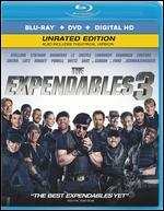 The Expendables 3 [2 Discs] [Includes Digital Copy] [Blu-ray/DVD]