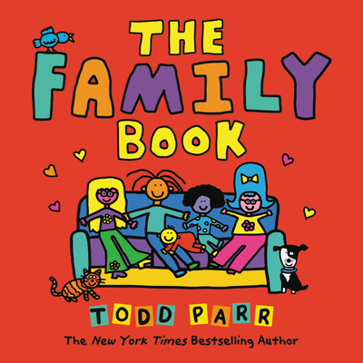 The Family Book - Parr, Todd