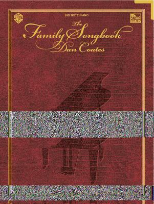 The Family Songbook - Coates, Dan