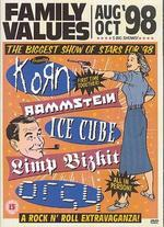 The Family Values Tour '98