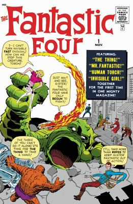 The Fantastic Four Omnibus Vol. 1 - Lee, Stan (Text by)
