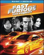 The Fast and the Furious: Tokyo Drift [Includes Digital Copy] [UltraViolet] [Blu-ray]
