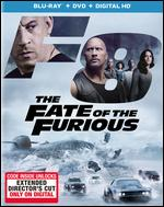 The Fate of the Furious [Includes Digital Copy] [Blu-ray/DVD] - F. Gary Gray