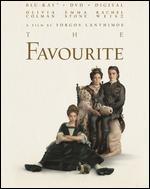 The Favourite [Includes Digital Copy] [Blu-ray/DVD] - Yorgos Lanthimos