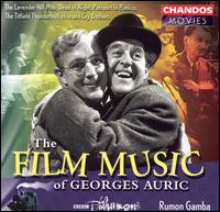 The Film Music of Georges Auric - BBC Philharmonic Brass; Rumon Gamba (conductor)