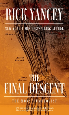 The Final Descent - Yancey, Rick