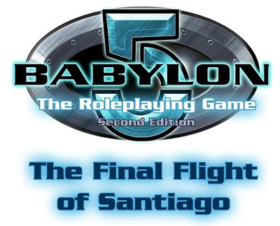 The Final Flight of Santiago - Steele, Bryan