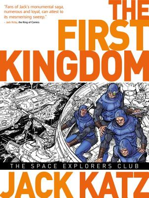 The First Kingdom, Vol 5 - The Space Explorer's Club - Katz, Jack