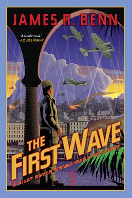 The First Wave - Benn, James R