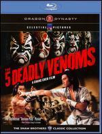 The Five Deadly Venoms [Blu-ray]