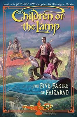 The Five Fakirs of Faizabad - Kerr, P B