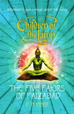 The Five Fakirs of Faizabad - Kerr, P.B.