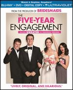 The Five-Year Engagement [UltraViolet] [Includes Digital Copy] [Blu-ray/DVD] [2 Discs] - Nicholas Stoller