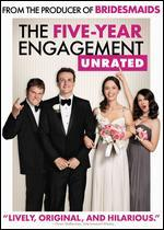 The Five-Year Engagement [With Pitch Perfect 2 Movie Cash]