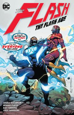 The Flash Vol. 14: The Flash Age - Williamson, Joshua