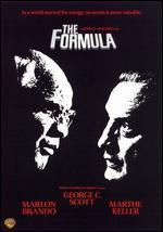 The Formula - John G. Avildsen