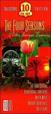 The Four Seasons (Collectors Edition) - Ab Koster (horn); Albert Oesterle (trumpet); Atsuko Matsuyama (oboe); Bela Banfalvi (violin);...