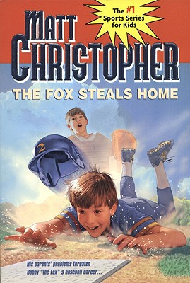 The Fox Steals Home - Christopher, Matthew F, and Johnson, Larry A, and Johnson, Larry (Illustrator)