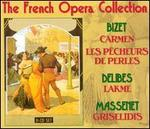 The French Opera Collection (Box Set) - Alessandra Ruffini (vocals); Alexandrina Milcheva-Nonova (vocals); Anna Beretta (vocals); Brigitte Desnoues (vocals); Bruno Praticò (vocals); Carmelo Caruso (vocals); Christian Treguier (vocals); Claire Larcher (vocals); Didier Henry (vocals)