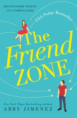 The Friend Zone - Jimenez, Abby