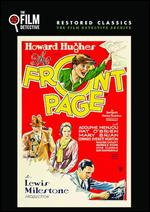 The Front Page - Lewis Milestone