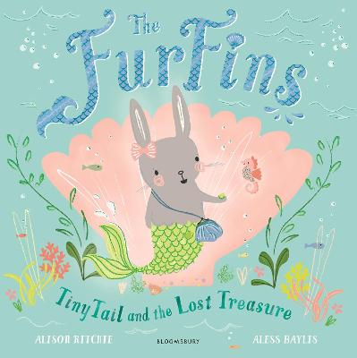 The FurFins: TinyTail and the Lost Treasure - Ritchie, Alison
