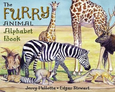 The Furry Animal Alphabet Book - Pallotta, Jerry