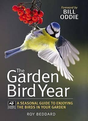 The Garden Bird Year - Beddard, Roy