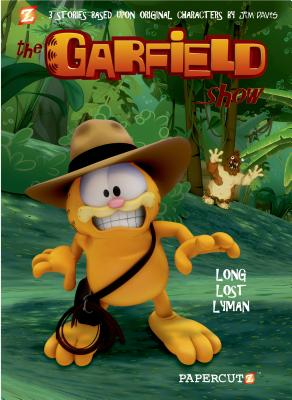 The Garfield Show #3: Long Lost Lyman - Ellipsanime (Artist), and Davis, Jim, and Michiels, Cedric