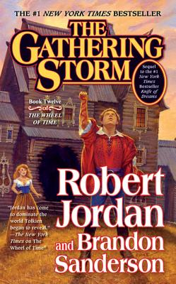 The Gathering Storm - Jordan, Robert