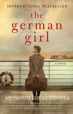 The German Girl - Correa, Armando Lucas