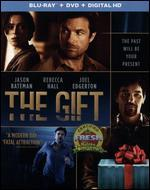 The Gift [Includes Digital Copy] [UltraViolet] [Blu-ray/DVD] [2 Discs]