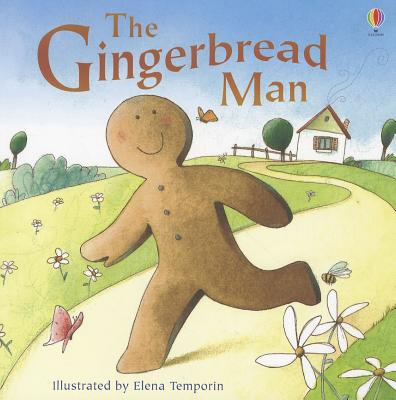 The Gingerbread Man - Mackinnon, Mairi