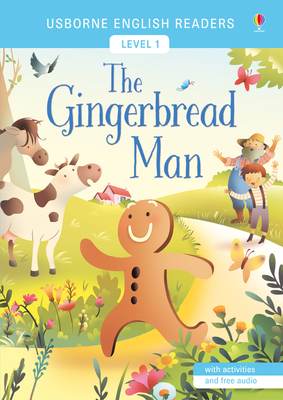 The Gingerbread Man - Mackinnon, Mairi