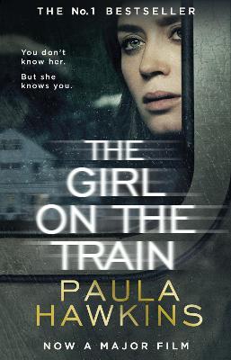 The Girl on the Train: Film tie-in - Hawkins, Paula