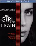 The Girl on the Train [Includes Digital Copy] [Blu-ray/DVD]