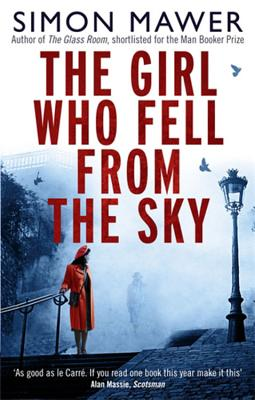 The Girl Who Fell From The Sky - Mawer, Simon