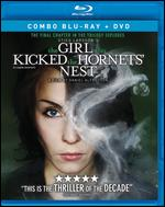 The Girl Who Kicked the Hornet's Nest [DVD/Blu-ray] - Daniel Alfredson