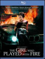 The Girl Who Played With Fire [Blu-ray] - Daniel Alfredson